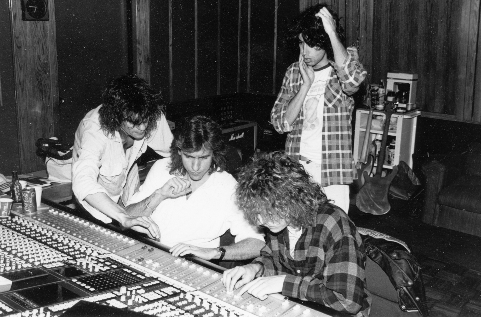 The Replacements with Joe Hardy in Studio B