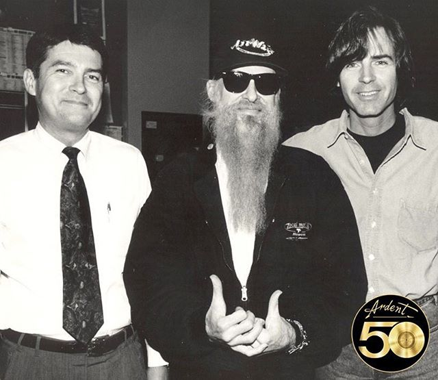 Happy Birthday Billy Gibbons! Love this photo of him with JF & Jody. 🤘🏻