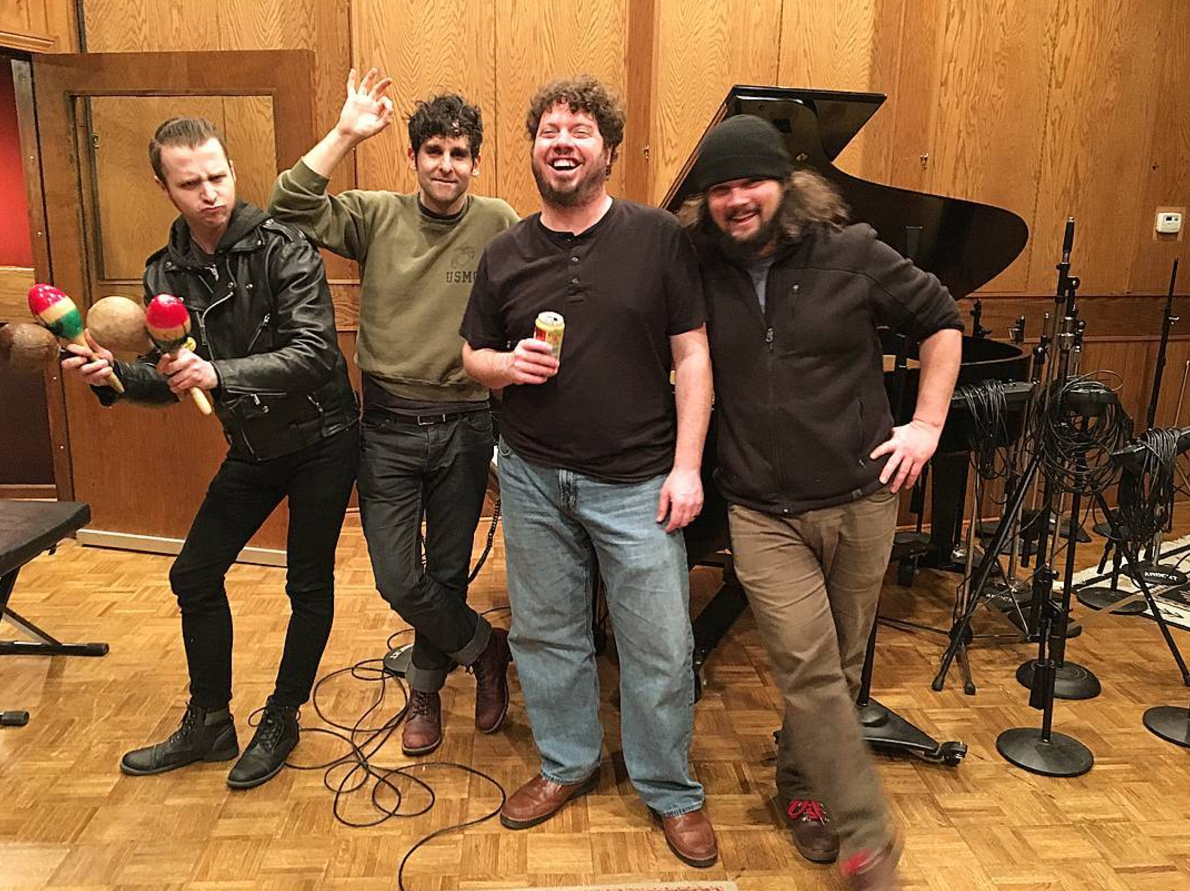 Studio C | Will Donnelley, Adam Weiner, Adam Hill (engineer), Dave Chale (producer)