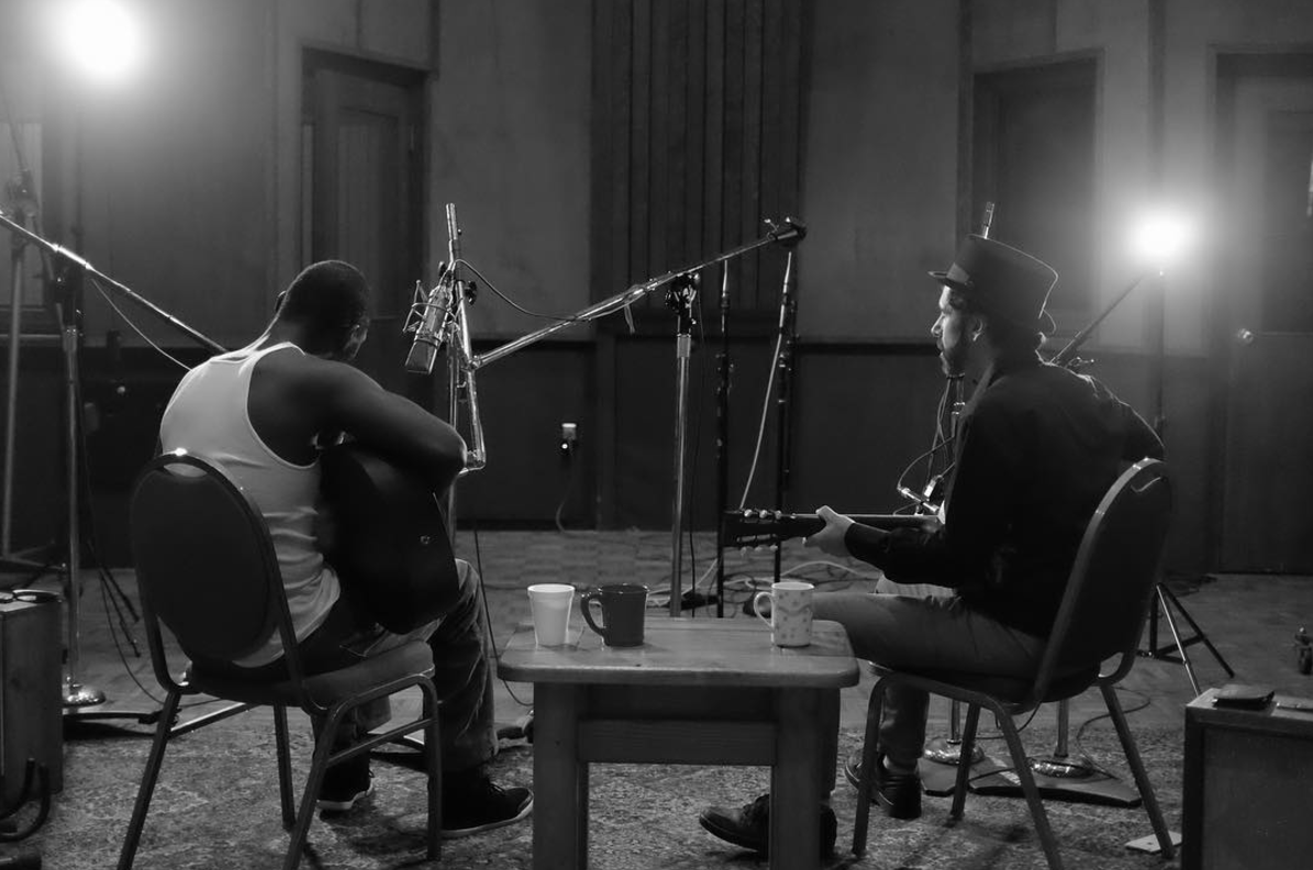 Studio A - Cedric Burnside and Brian Jay ©Alexander Koffler