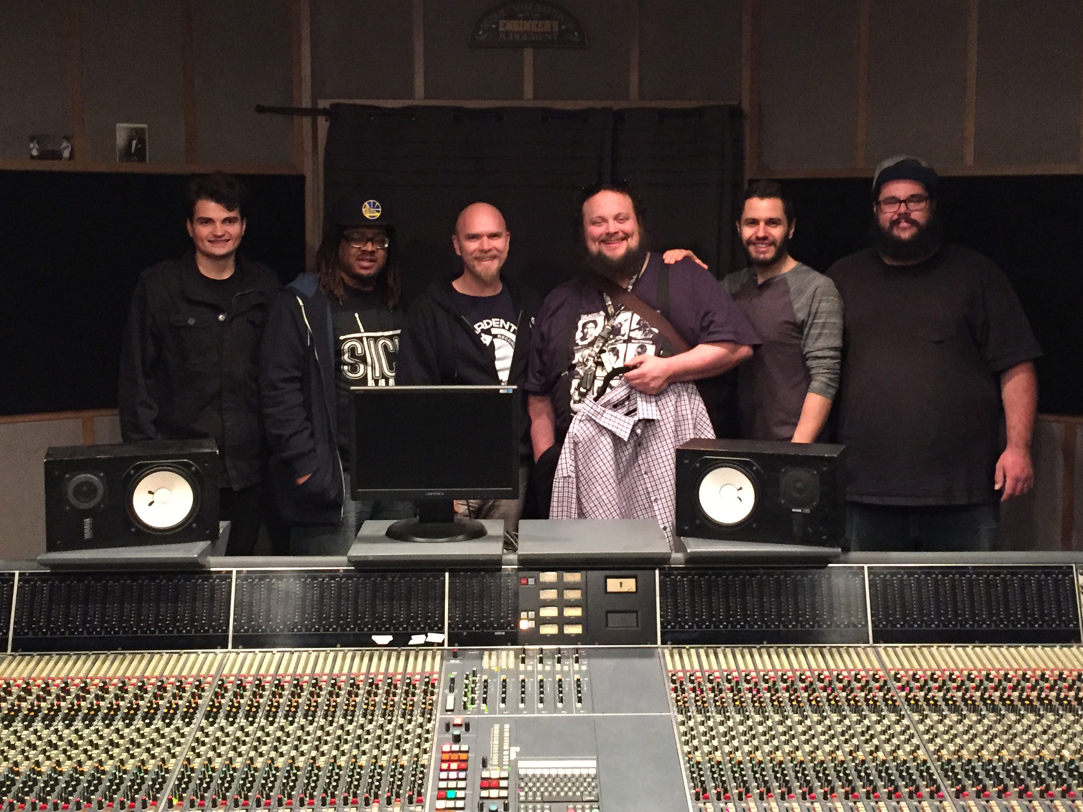 Studio A: Pat Harrington, Terry Grayson, Mike Wilson (engineer), Victor Wainwright, Dave Gross (producer/engineer), Billy Dean