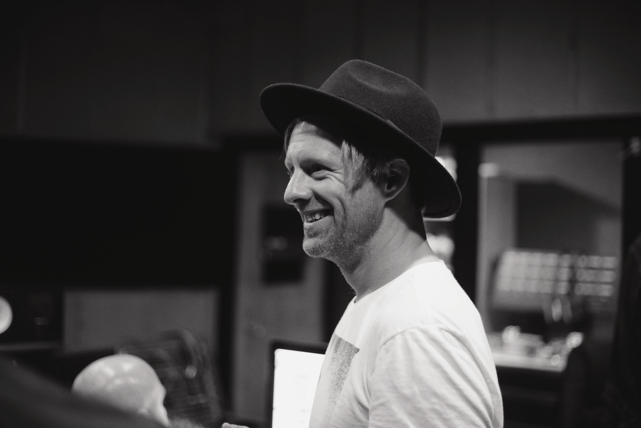 Studio A - Jon Foreman of Switchfoot @ChrisTownsend