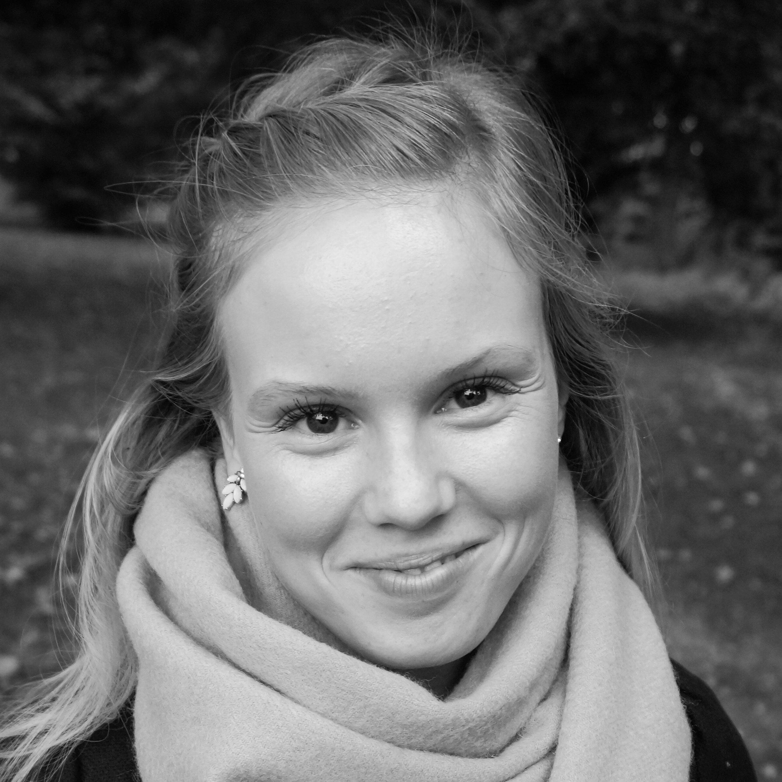 Johanna Lindegaard, behandlare