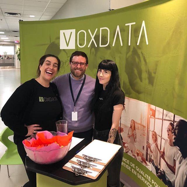 Journée Porte Ouverte chez Voxdata !