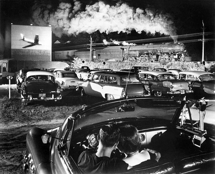 Winston Link - Hot Shot, East Bound at Laeger, West Virginia, 1956