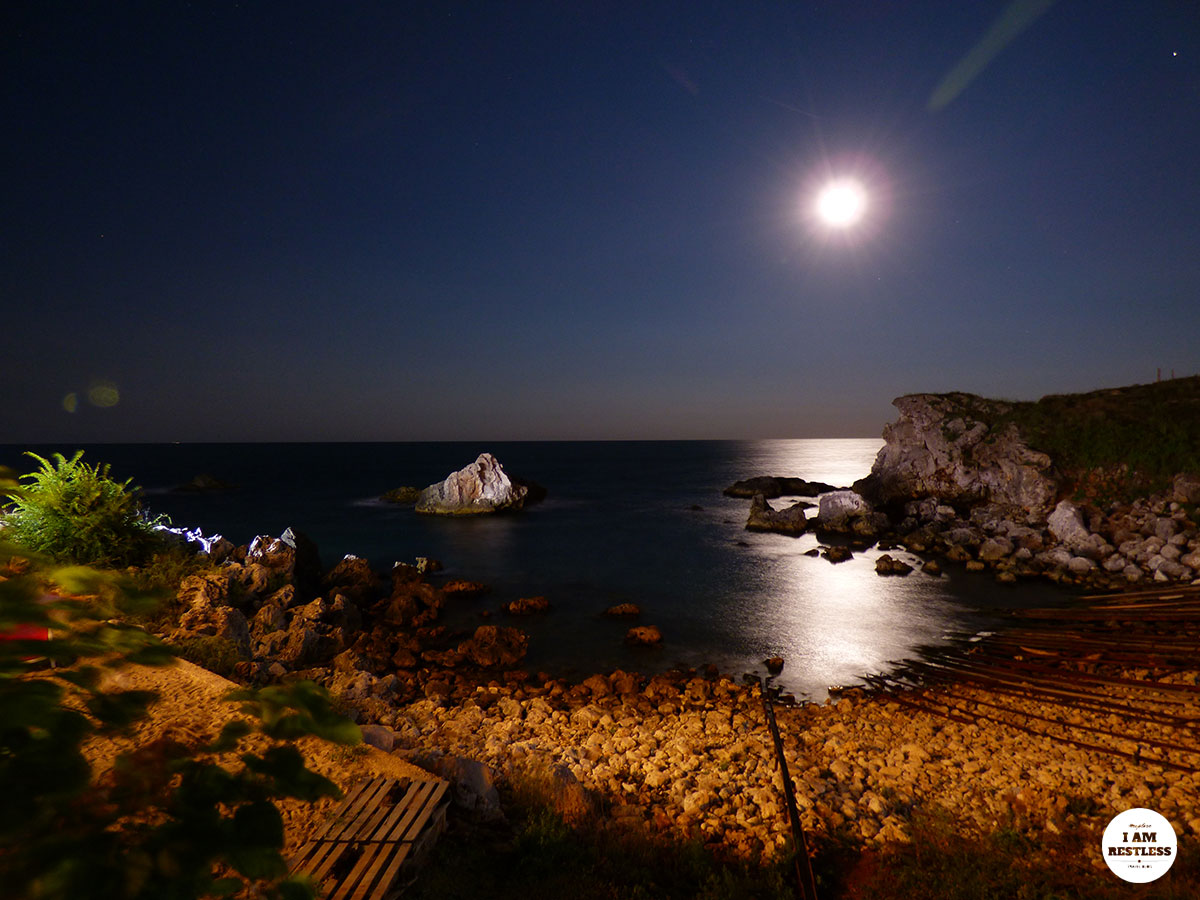 What to See in Bulgaria: Tyulenovo at Night