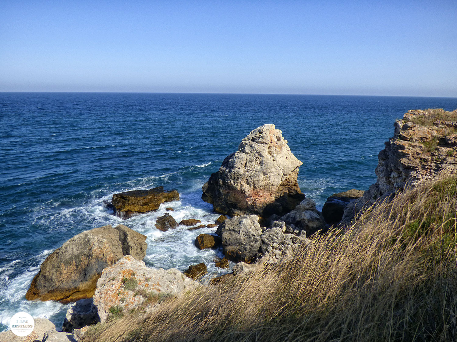 3rd Time Is the Charm: The Bay, Waves & Seashell Fossils in Northern Bulgaria Seaside Tyulenovo