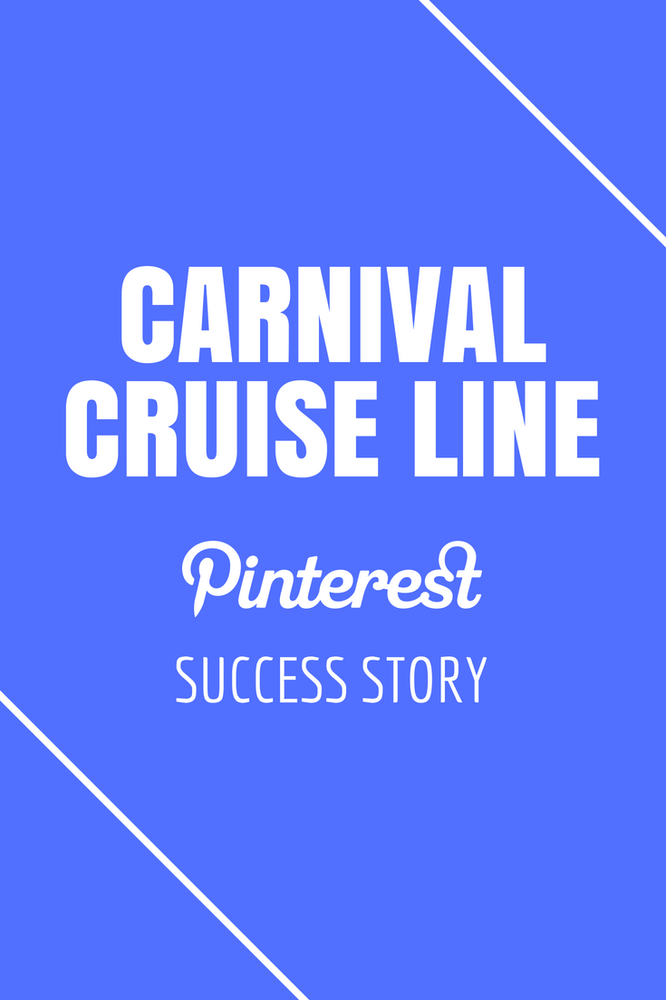 Search delivers increased qualified traffic for Carnival Cruise Line. Read more  here .