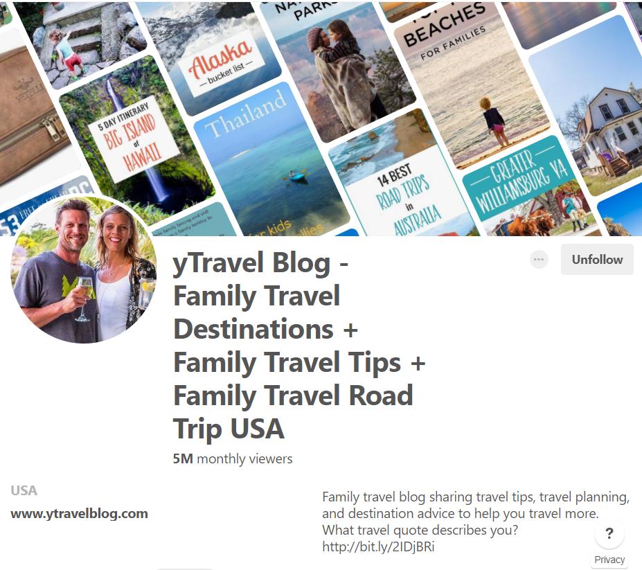 yTravel Blog - Family Travel Destinations + Family Travel Tips + Family Travel Road Trip USA