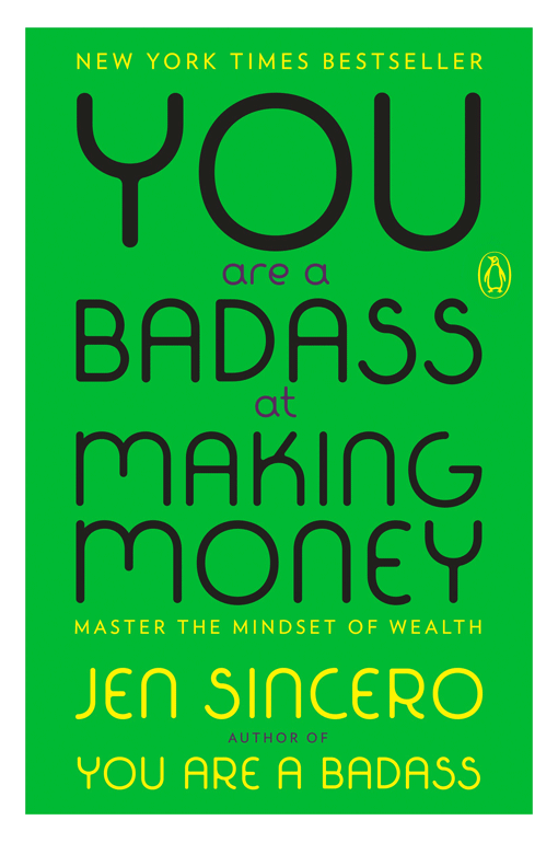 The 9 Books on My Money Mindset Reading List - You Are a Badass at  Making Money - Full List at www.monicabadiu.com
