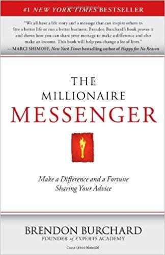 The 9 Books on My Money Mindset Reading List - The Millionare Messenger - Full List at www.monicabadiu.com