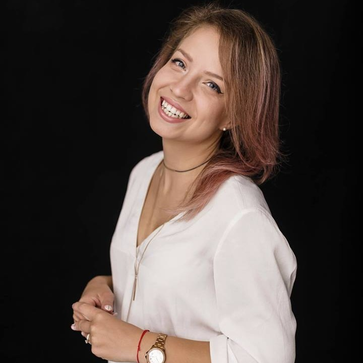 Raluca Bacinschi-Stratulat, CEO Izibac