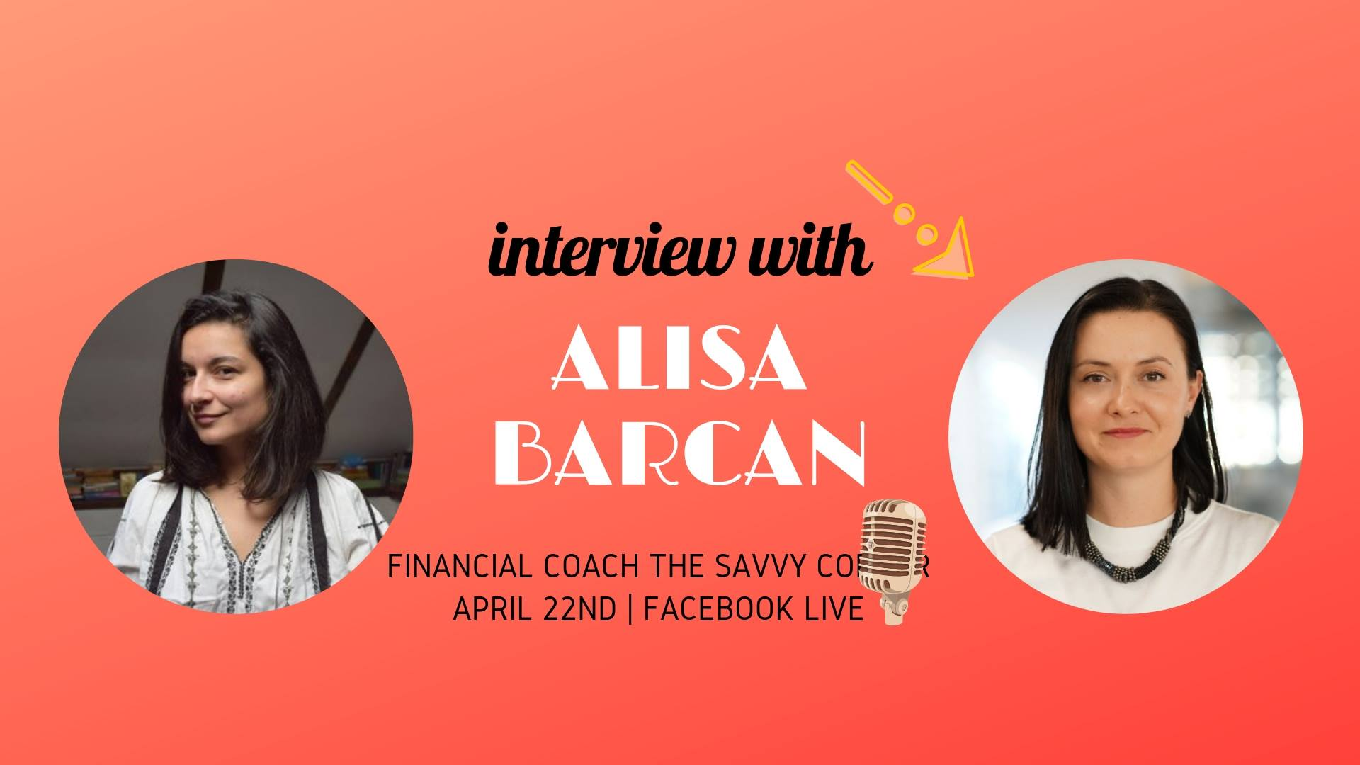 About Financial Abundance, Money Mindset, and Entrepreneurship with Alisa Barcan, Financial Coach -  Click for the interview  #visibilitycoach #interviews #femaleentrepreneurs #girlboss #abundance #moneymindset #money