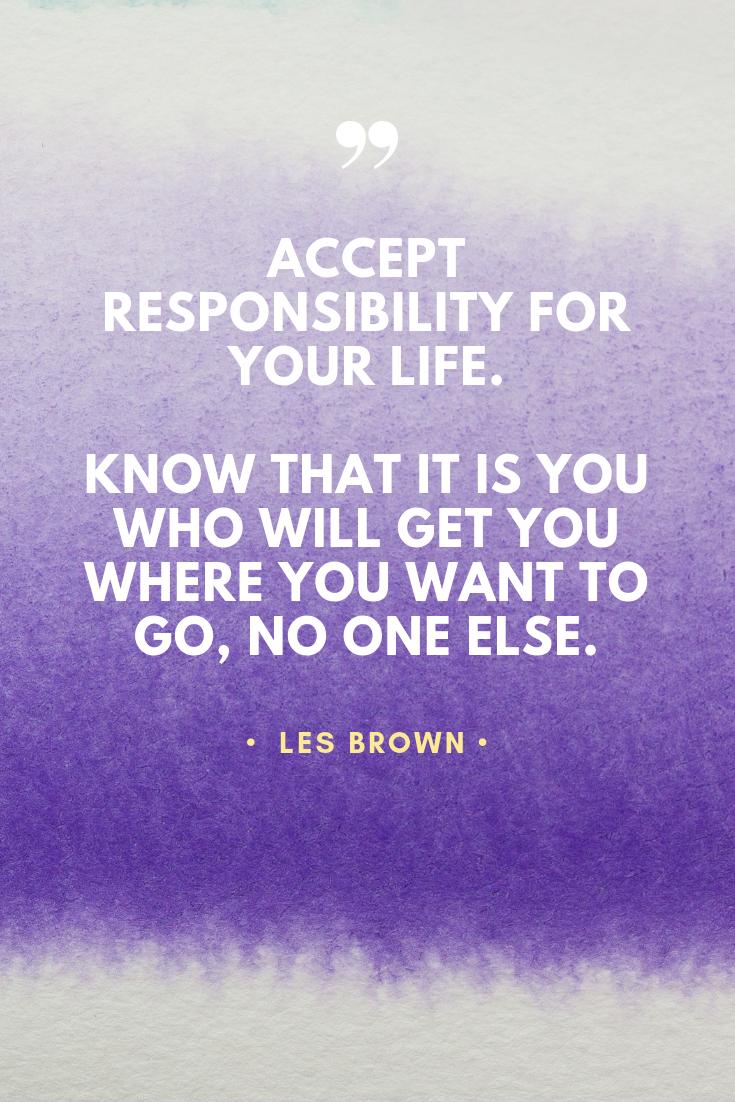 9 Accountability Quotes to Inspire Action | Motivation for Entrepreneurs via monicabadiu.com #mindset #growth #accountability #mindsetforsuccess #quotes #motivation #goals