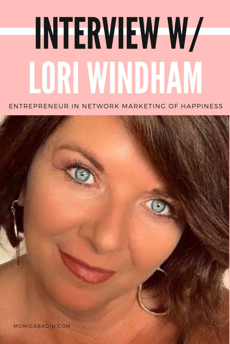 In this Women Rising interview, Lori Windham, a strong woman based in Florida, shares her entrepreneurial story about discovering how to live a life of abundance and empowering single moms to find financial freedom. Click to read the full interview at monicabadiu.com #entrepreneurship #makingmoney #growthmindset #abundance #networkmarketing #singlemom