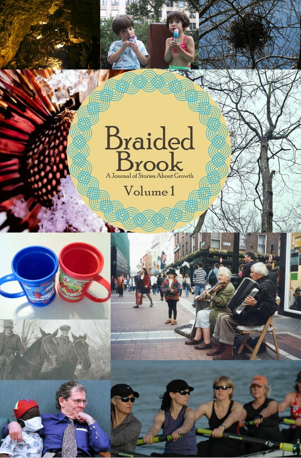 Purchase the first volume of Braided Brook at Amazon.com!