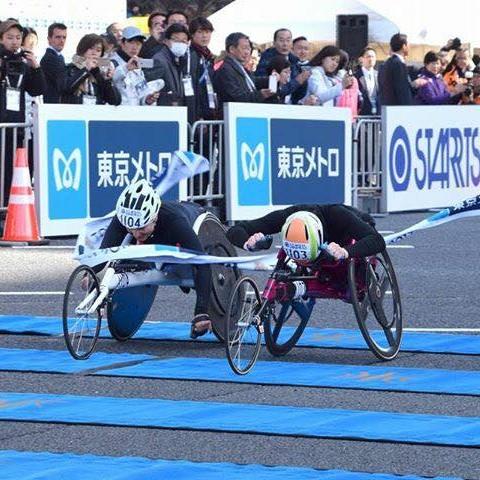 Tokyo Marathon - 1. Amanda McGrory (1:43:27)2. Manuela Schar (1:43:27)3. Susannah Scaroni (1:43:29)OFFICIAL RESULTS PAGE