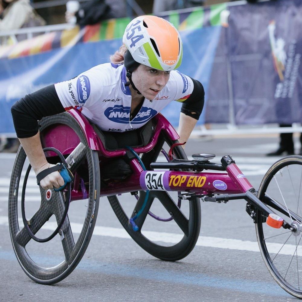 NYC Half Marathon - 1. Susannah Scaroni (55:06)2. Amanda McGrory (57:35)Margriet van der Broek (57:57)OFFICIAL RESULTS PAGE
