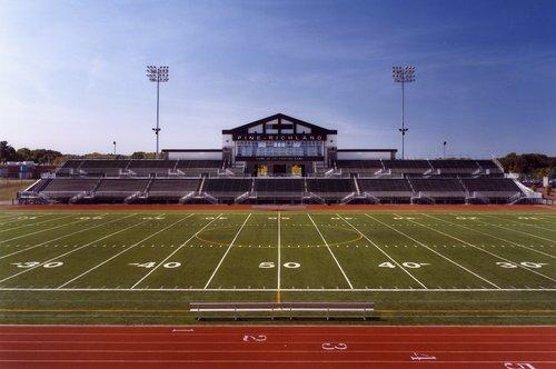 Pine Richland Stadium Eckles Architecture Engineering