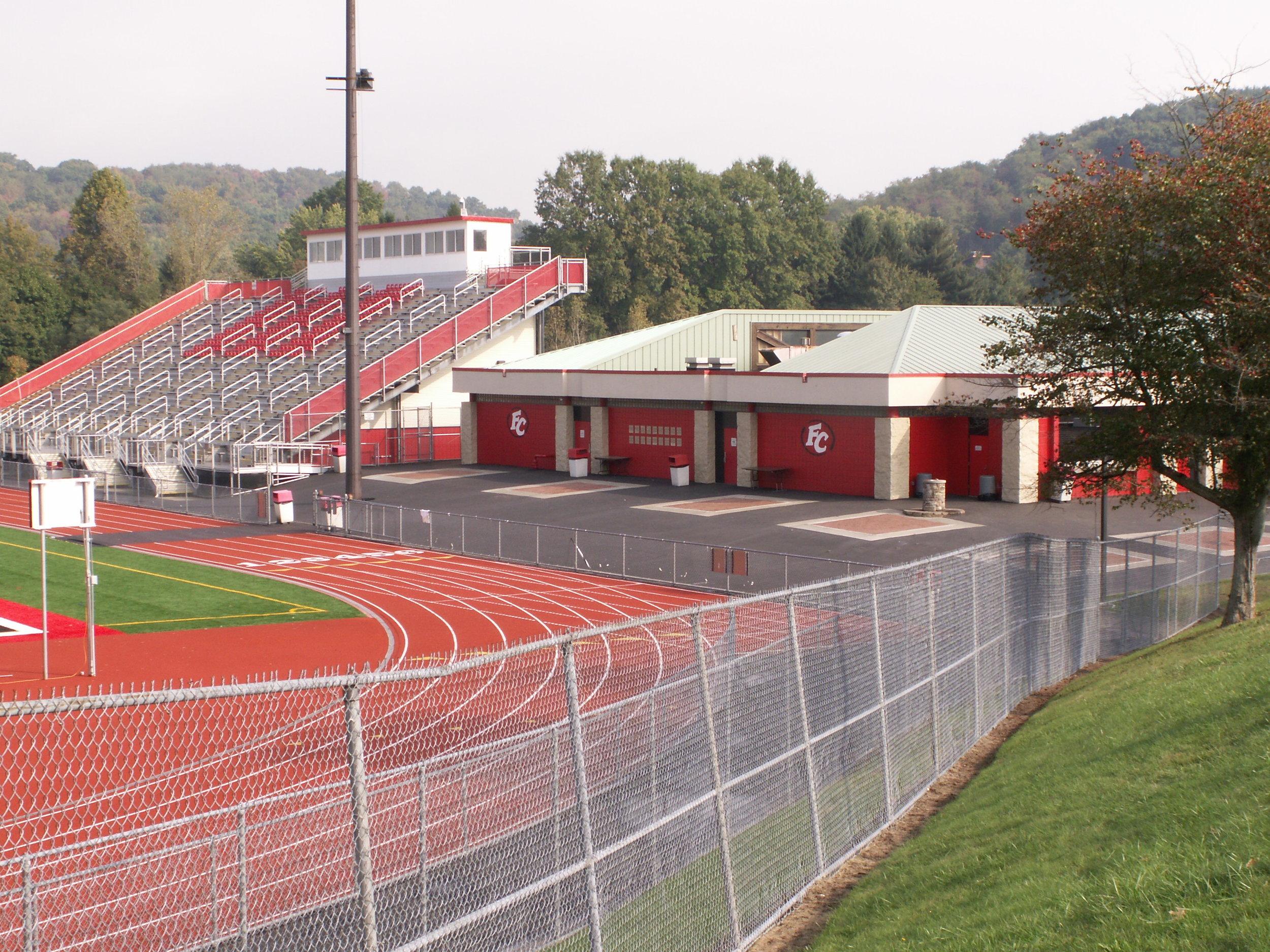 James M. Burk Stadium