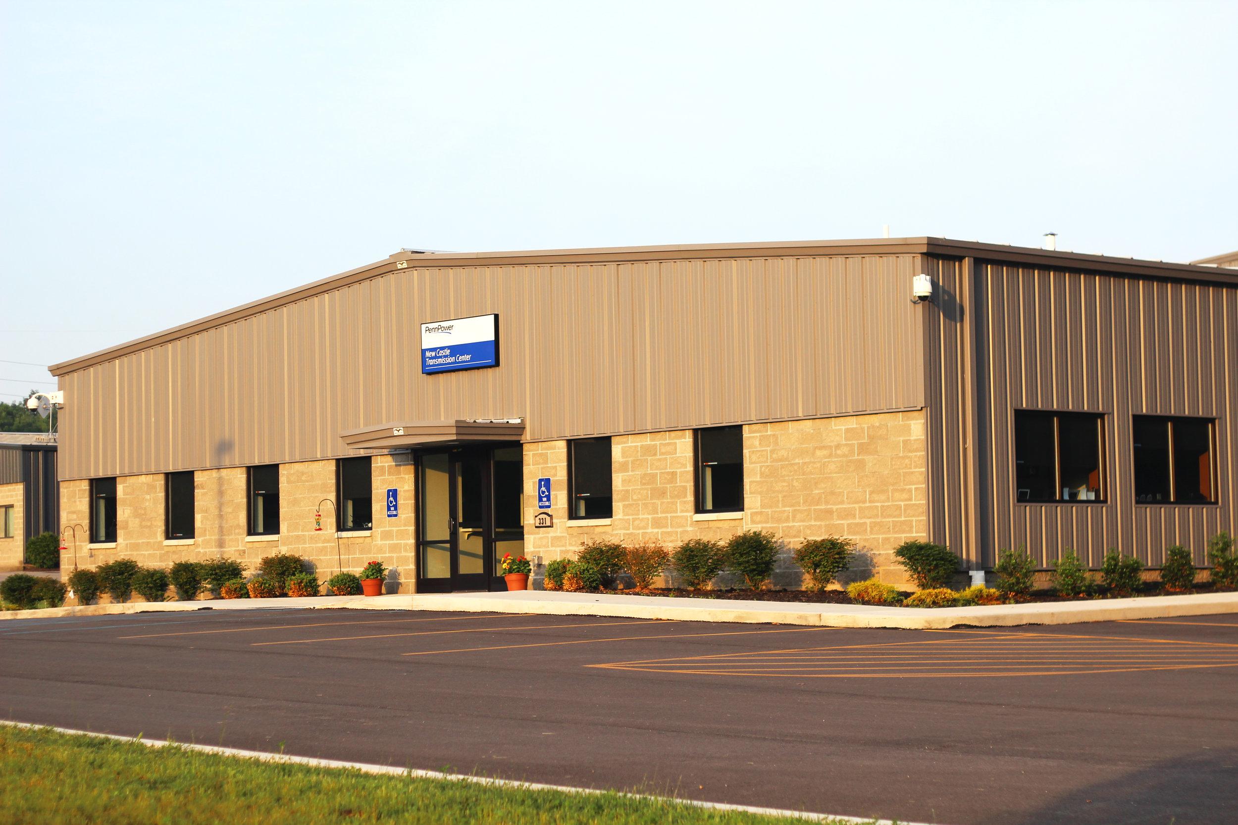 Penn Power New Castle Transmission Center