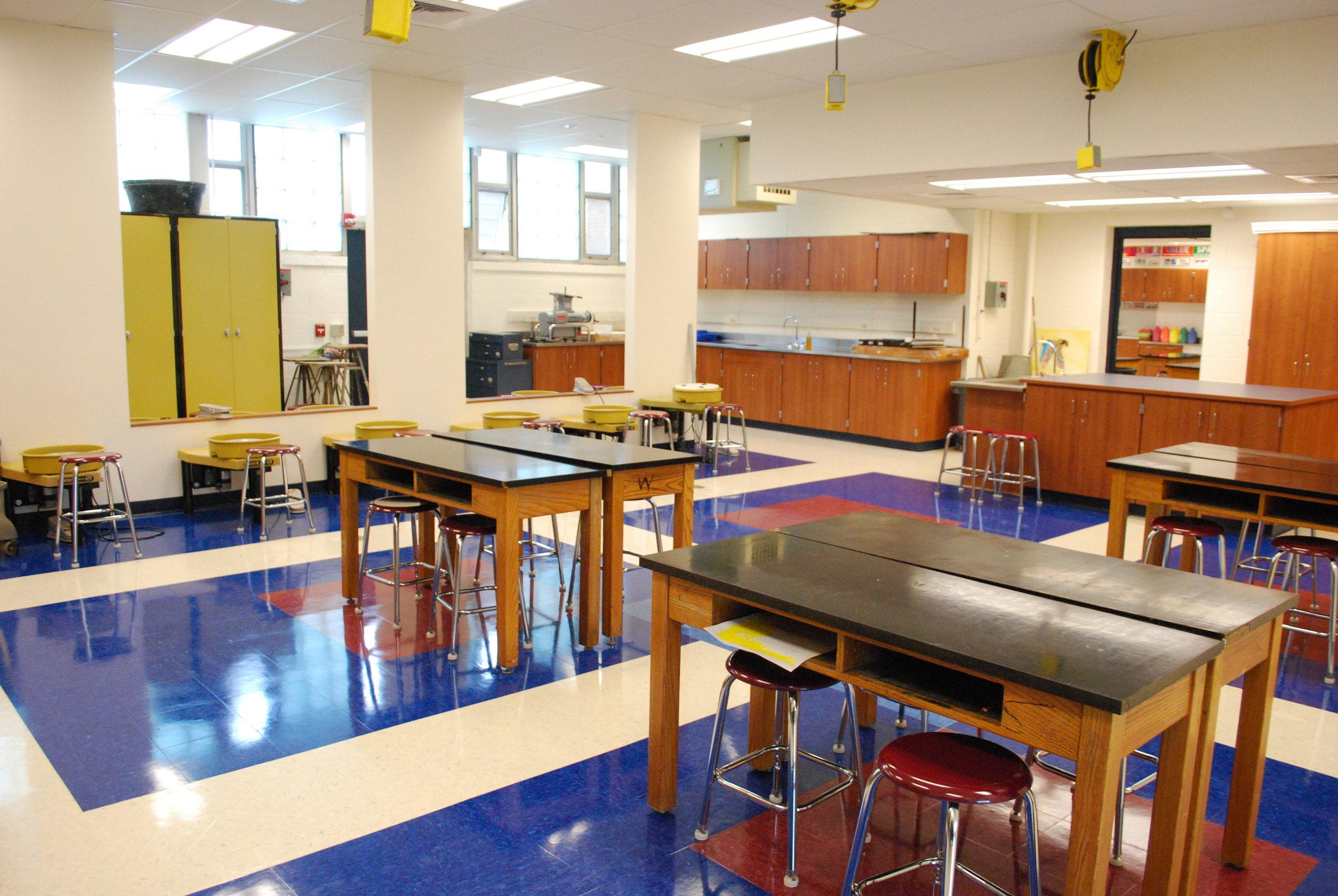 Burgettstown Area Middle / High School