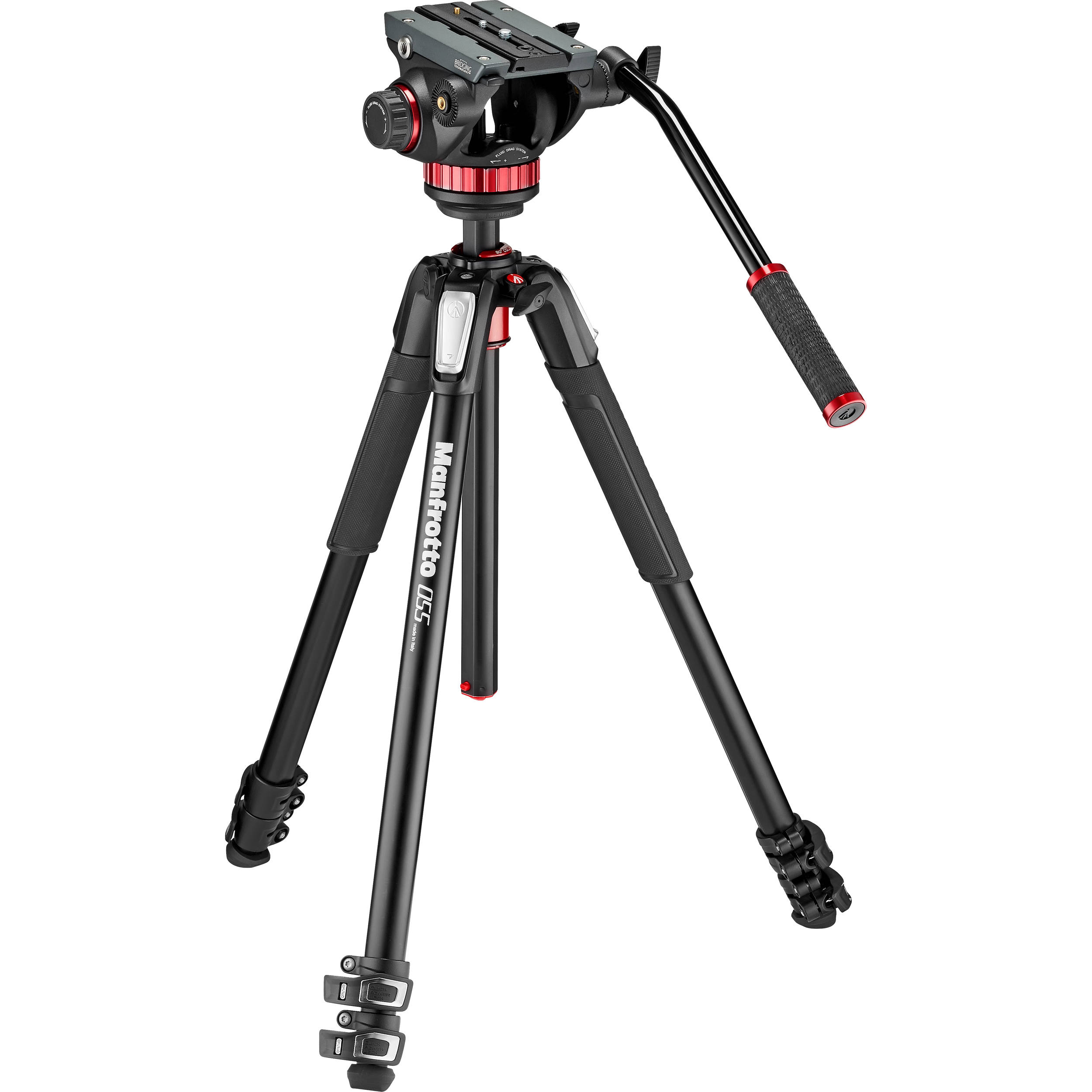 [TEST] Manfrotto Tripod - IN STOCK!