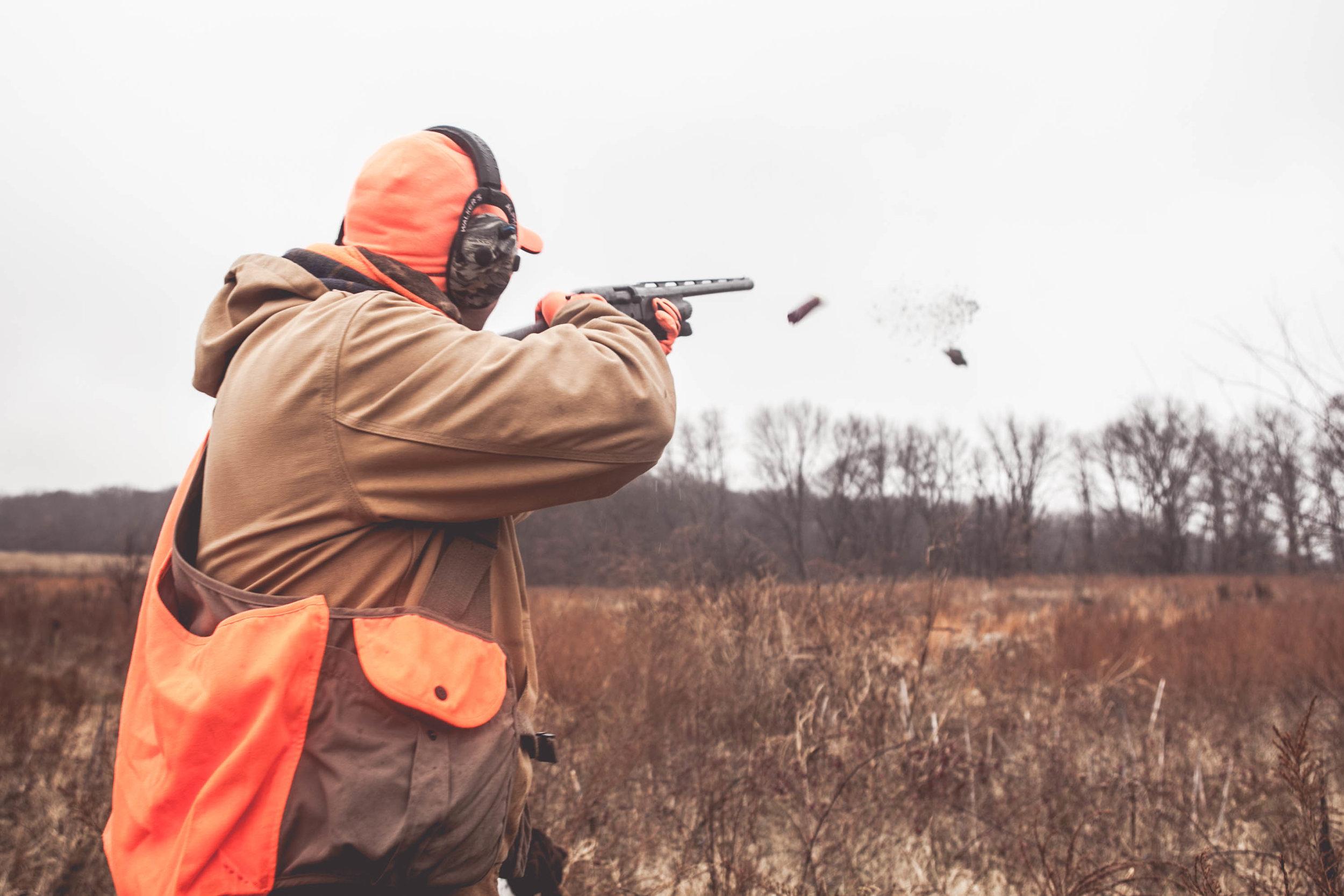 Quail Hunt, Kill Shot