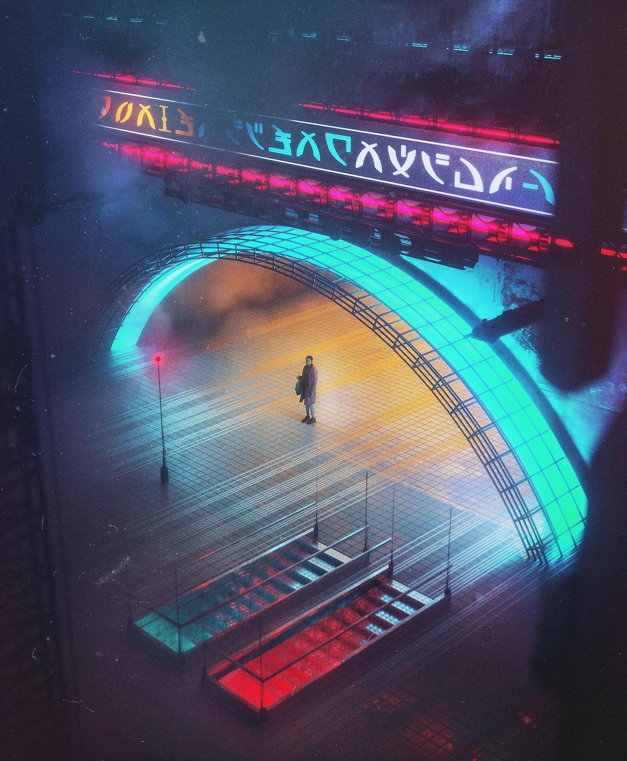 roguetelemetry :     Abandon Fog // Subway    by  AZAWESTIE