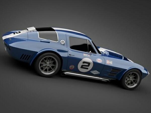 doyoulikevintage :     1964 corvette