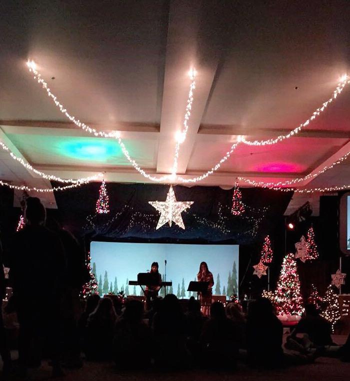 Christmas Lock In 2016