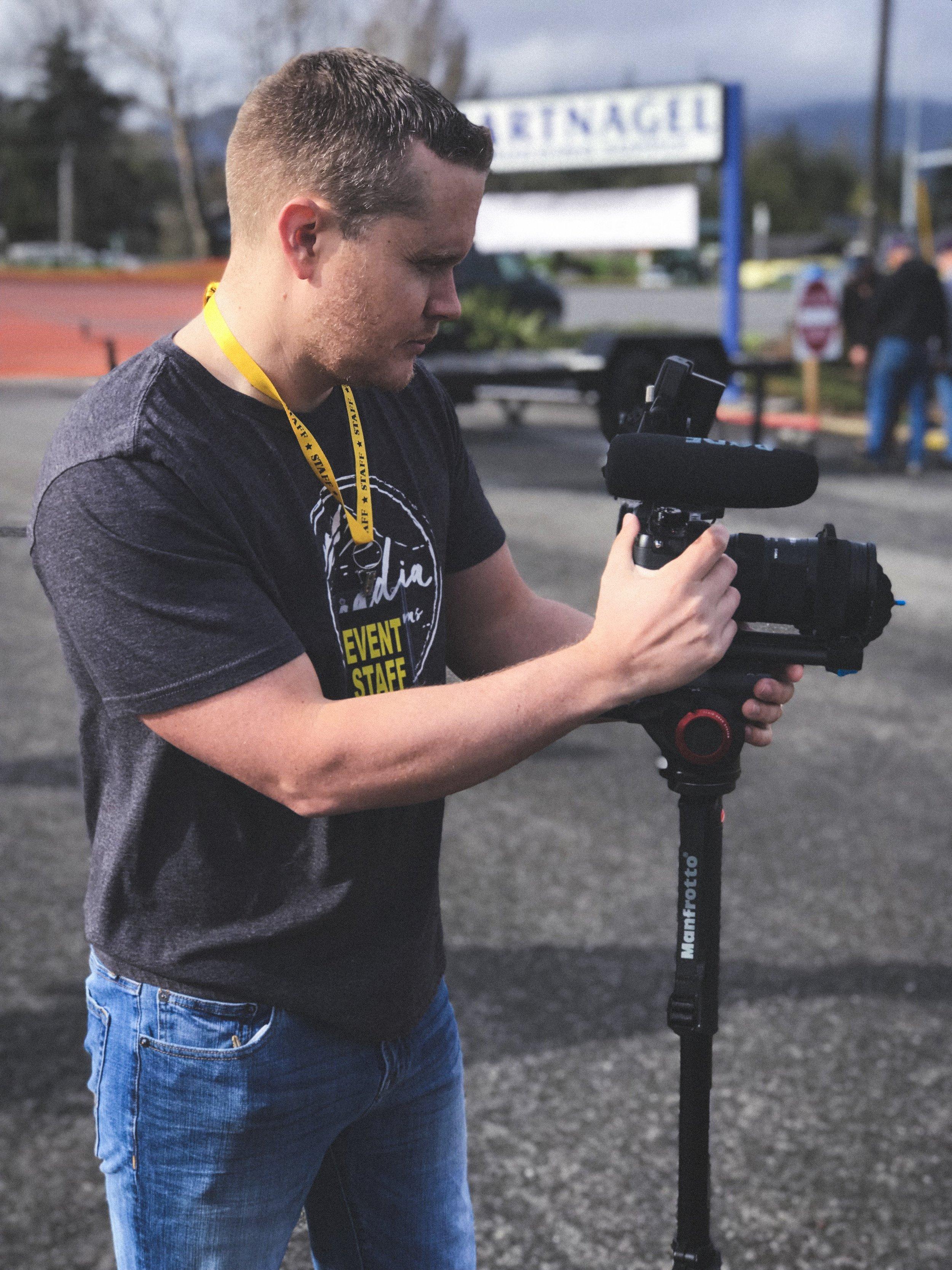 Matt Sagen, Cinematographer