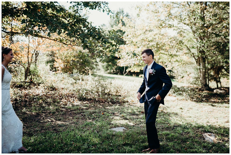 Hall Wedding // The Barn on Unity Farm, Princeton, West Virginia