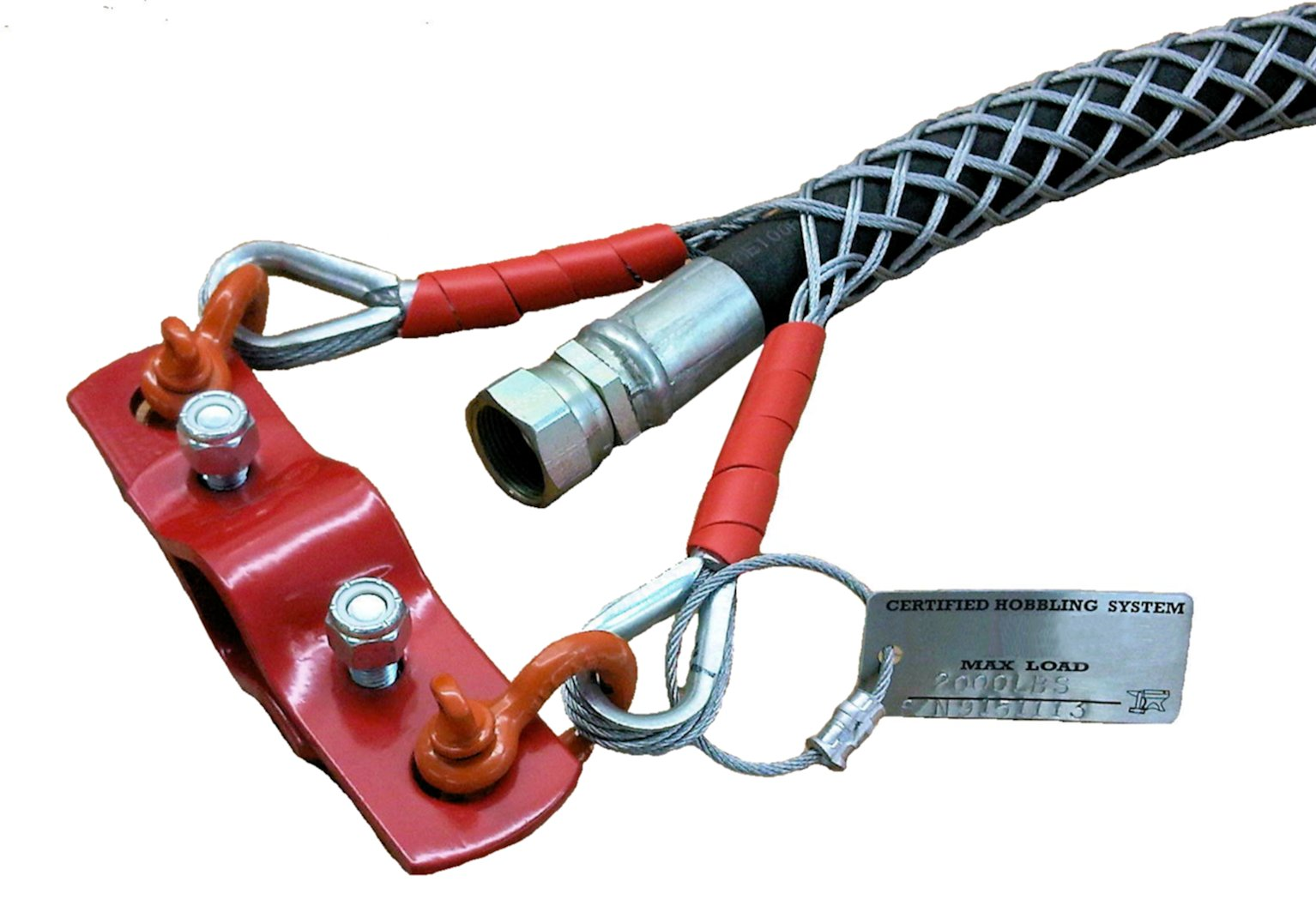 Hose Whip Stop Systems - Maximium Protection