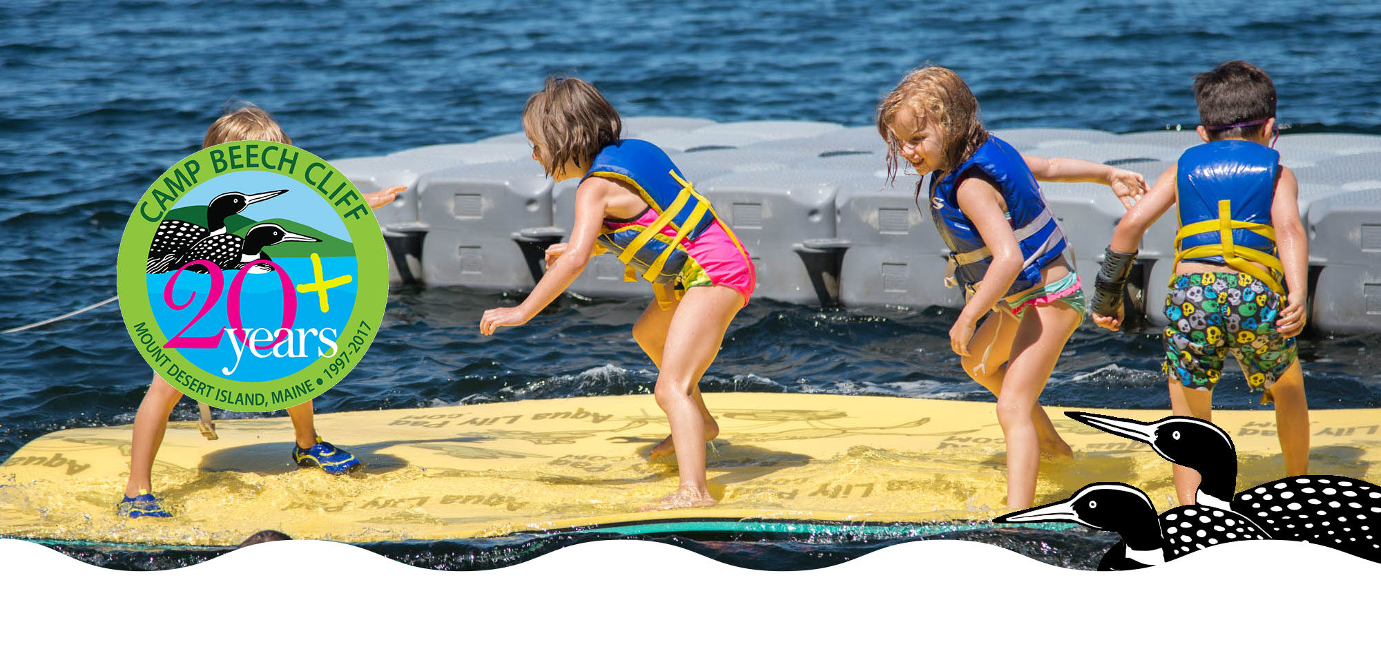 2018 Summer Camp    June 18 - August 24    Register Now