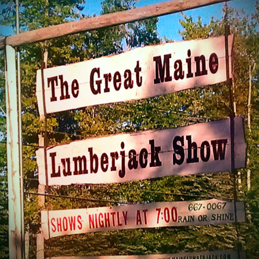 The Great Maine Lumberjack Show