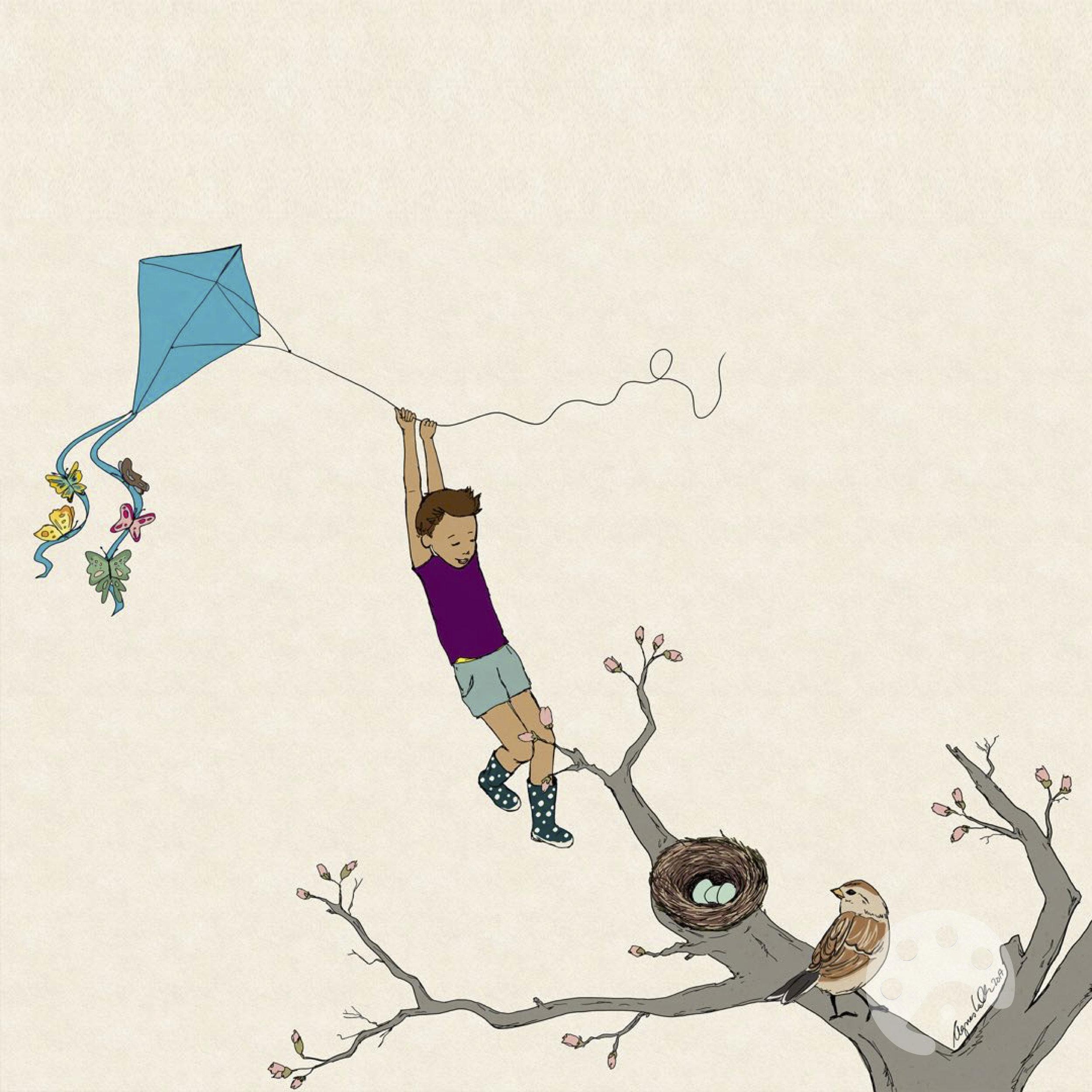 Illustrations by Agnes Koller