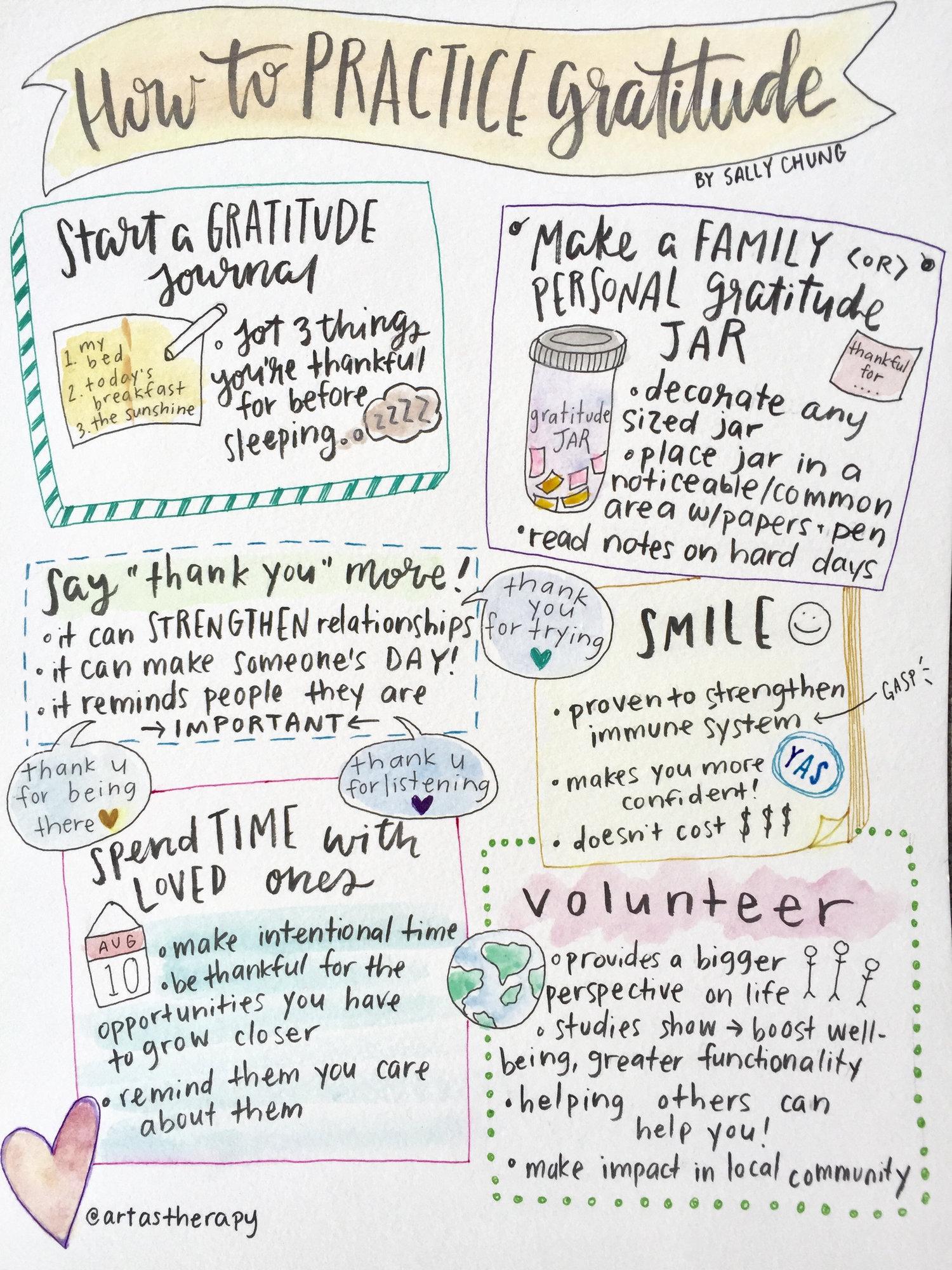 How to Practice Gratitude to Enjoy Life