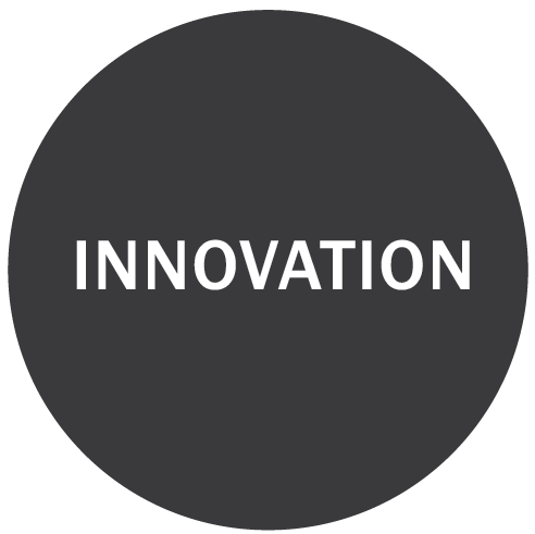 Innovation is a driving force in our company. It enables us to create new products and processes that exceed customers' expectations and bring opportunities.