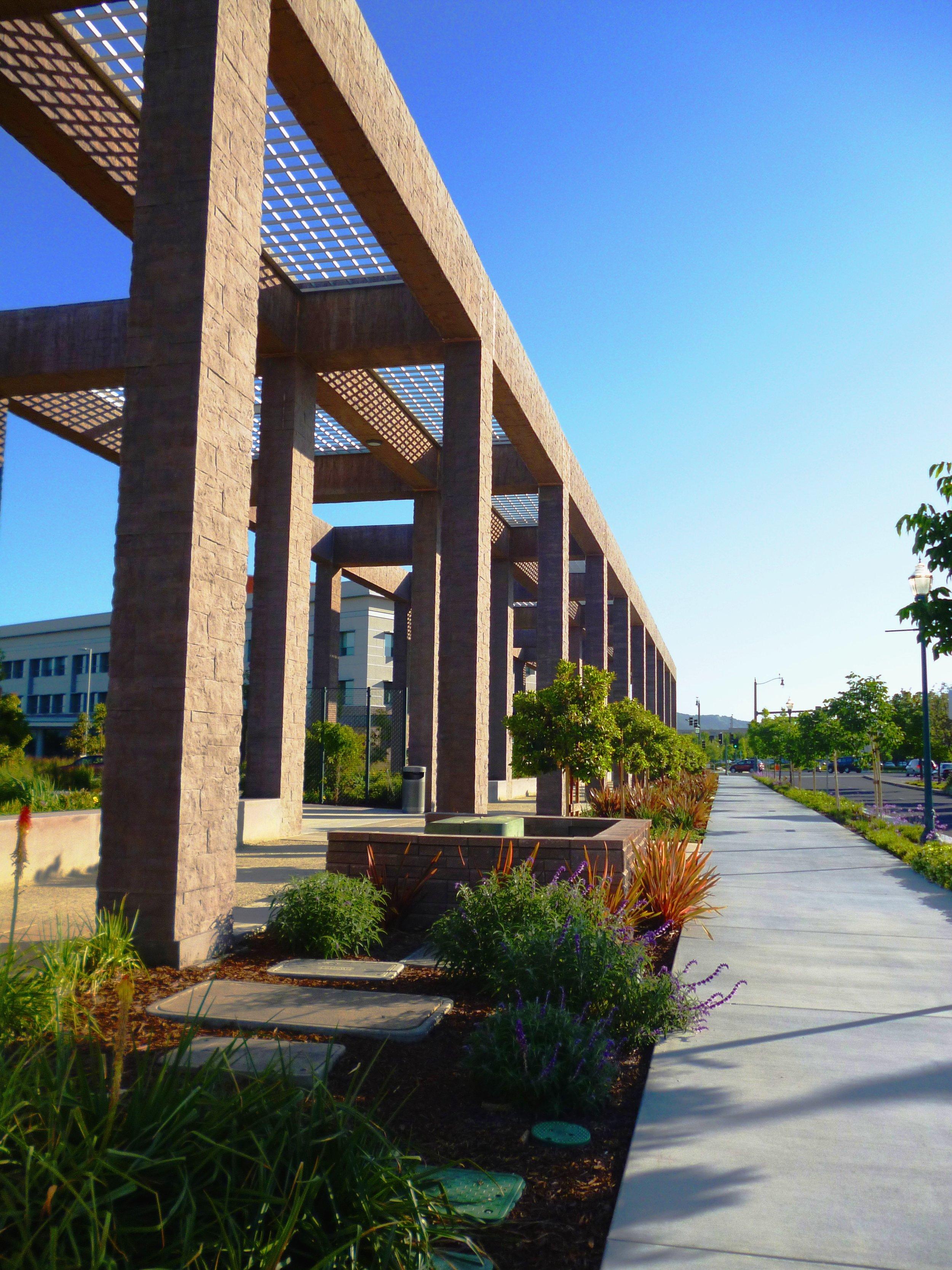 KAISER SAN MATEO  TRELLIS SYSTEM | San Mateo, CA