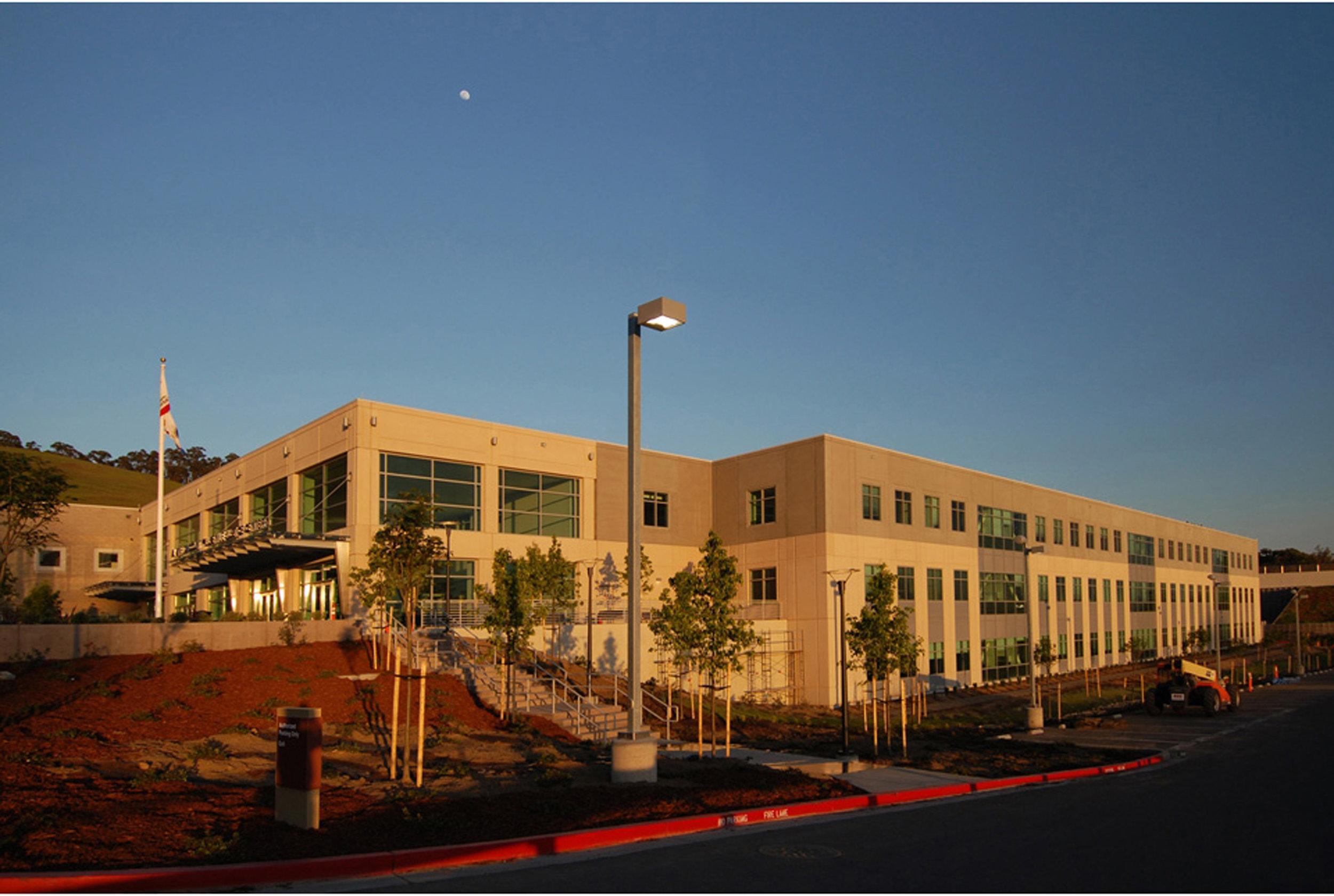 ALAMEDA COUNTY JUVENILE JUSTICE FACILITY |   San Leandro, CA
