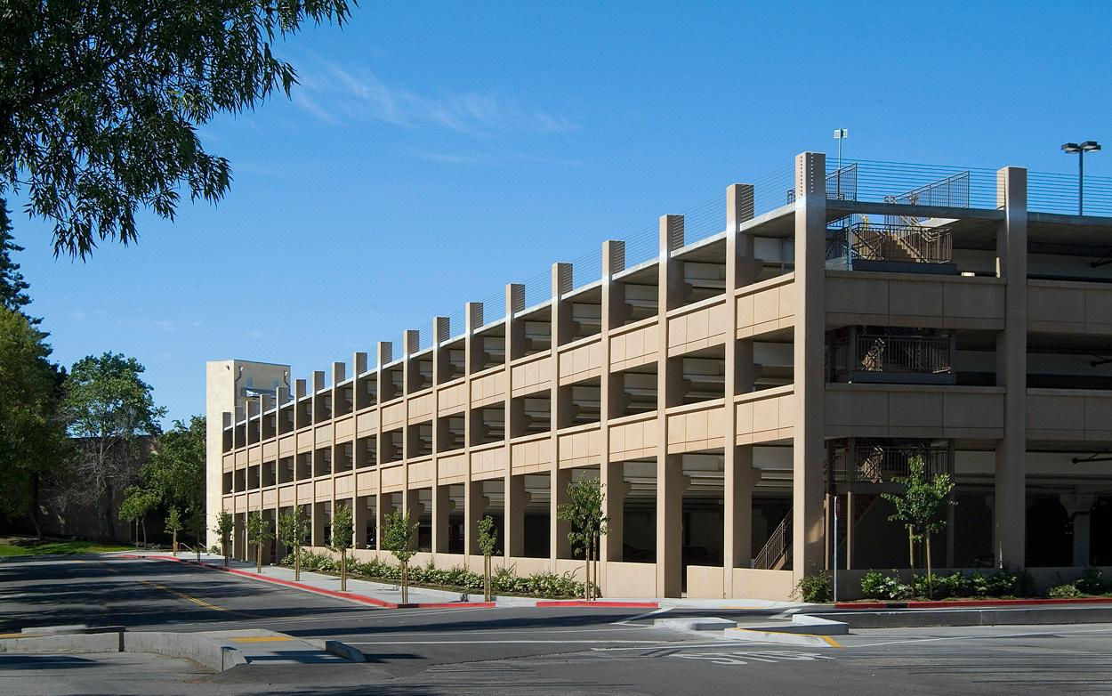 MACY'S PARKING STRUCTURE  |Cupertino, CA