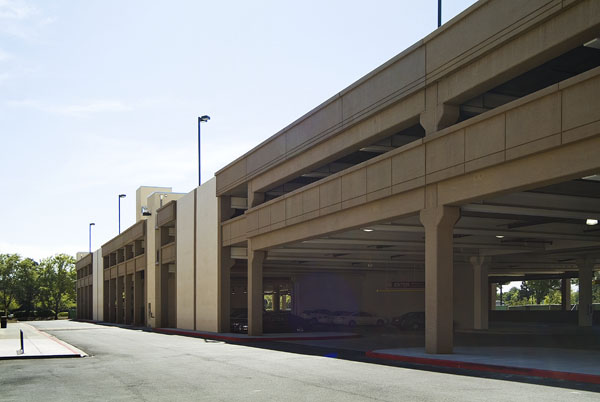 JC PENNEY PARKING STRUCTURE |  Cupertino, CA
