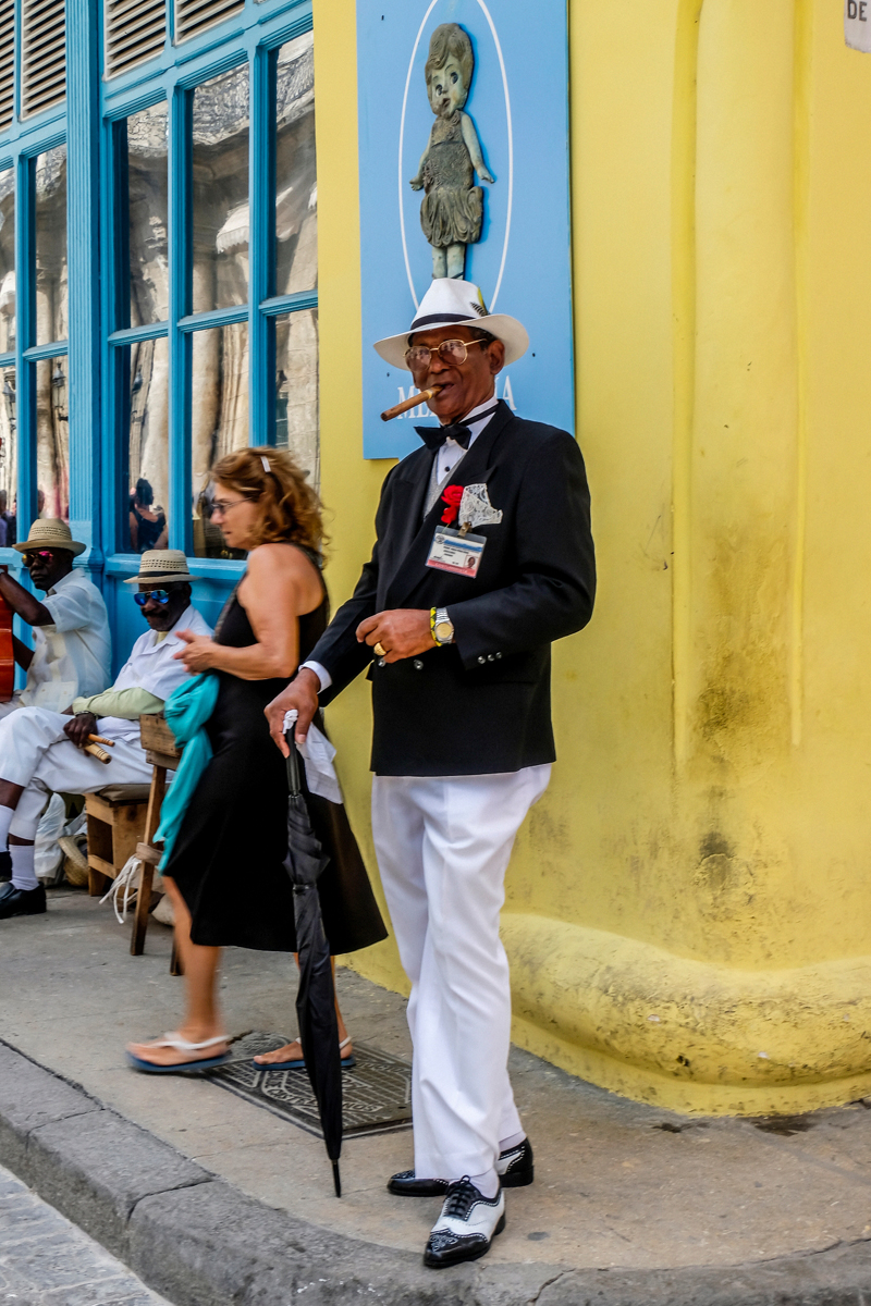 Dapper Dan in Cuba