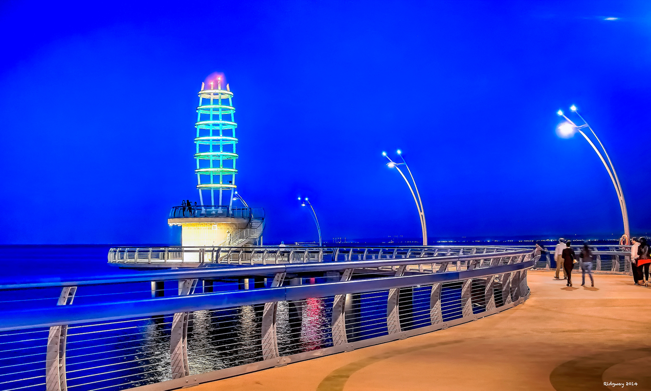Burlington Pier