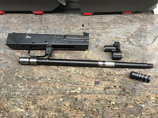 #vepr #545x39 'bout get that front end conversion work done!!! @jmaccustoms #rrd4c in #556 going to get permanently attached.  #gunhub  #gunporn #dailyguns #2nd  #custom  #weaponsfanatics #weaponsdaily  #cwgunwerks #gunsoninstagram  #kalashlife #nfa  #sbr #ak47 #stampcollector #merica #badass #beastmode  #pewlife  #ringreticle  #kalashnilyfe #igmilitia  #cwgunwerks #gunsoninstagram #gundsdaily #gunchannels #gunophilia #remembertherumba