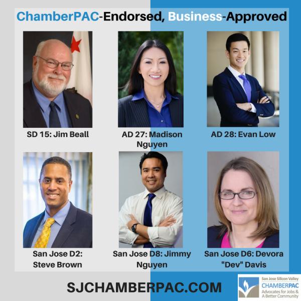 ChamberPAC 2016 Endorsements