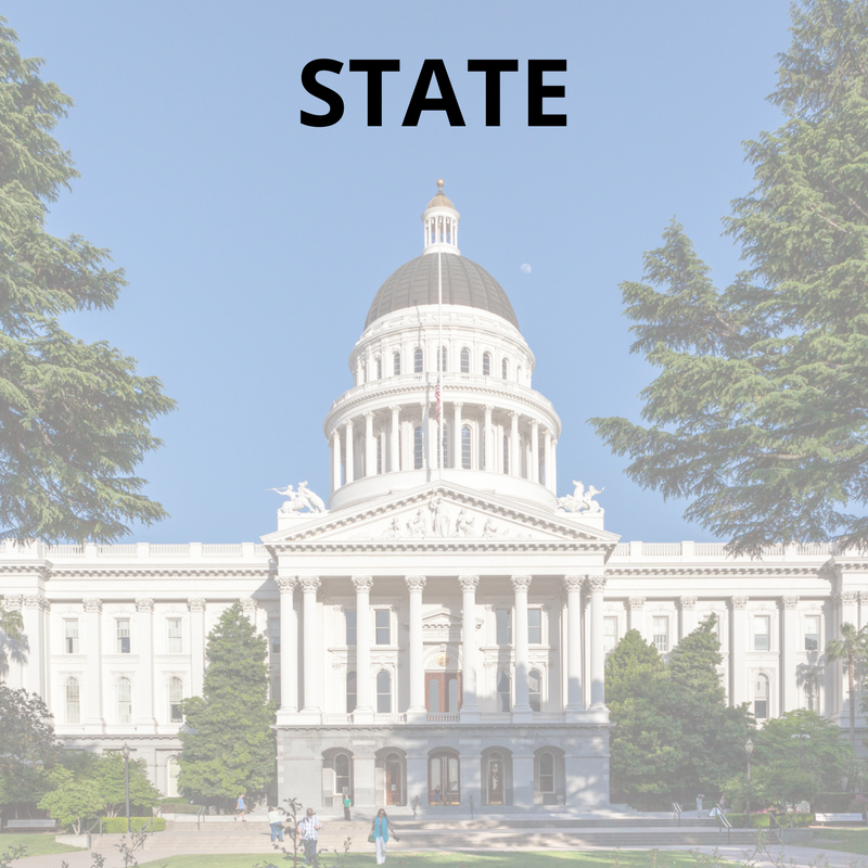 Policy State California
