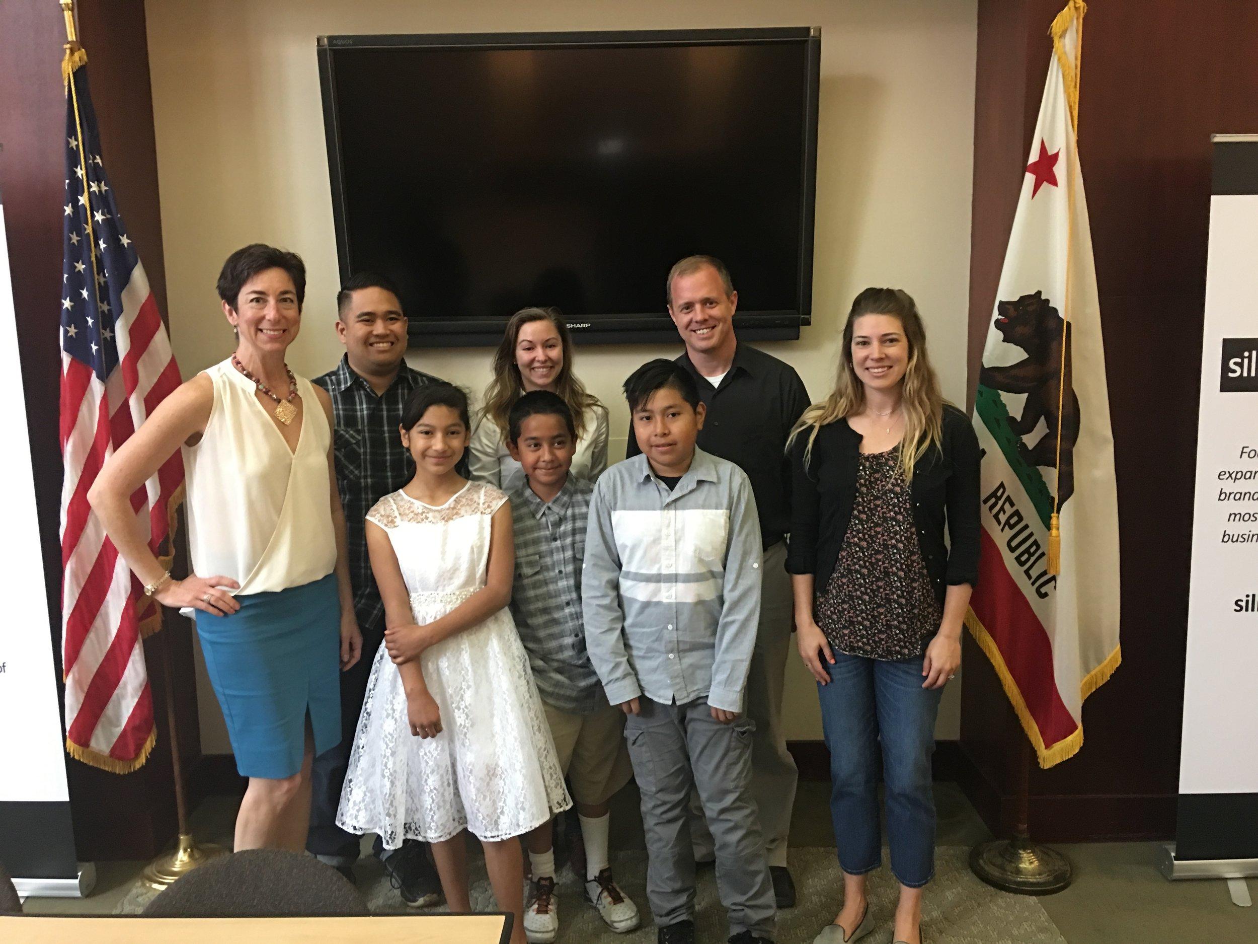 Horace Mann Elementary School Immigration