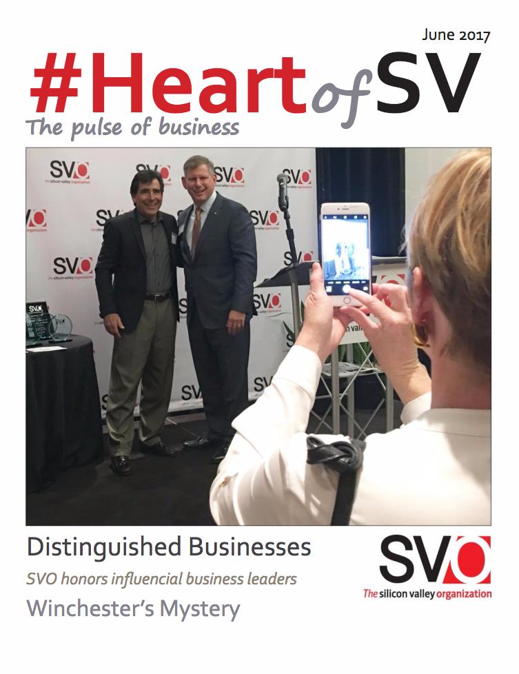 HeartofSV electronic magazine